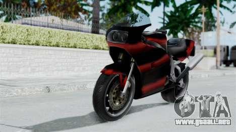 FCR-900 Custom para GTA San Andreas