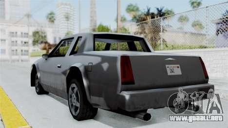 Civil. para GTA San Andreas left