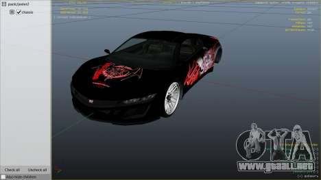 Touhou Project Remilia Jester para GTA 5