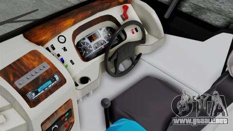 Mercedes-Benz O500R 1836 Tentrem Scorpion X para la visión correcta GTA San Andreas