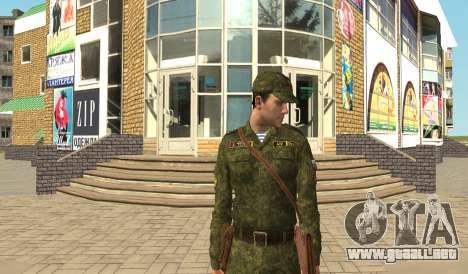 Los infantes de marina de las fuerzas armadas para GTA San Andreas segunda pantalla