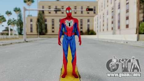 All New All Different Spider-Man para GTA San Andreas segunda pantalla