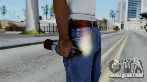 No More Room in Hell - Molotov para GTA San Andreas tercera pantalla