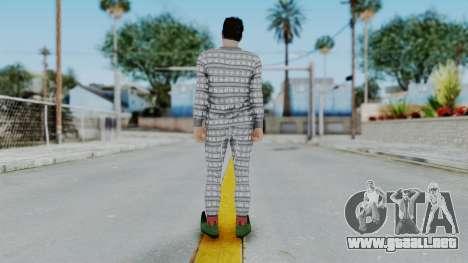 GTA Online DLC Festive Suprice 1 para GTA San Andreas tercera pantalla