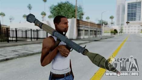GTA 5 RPG para GTA San Andreas tercera pantalla