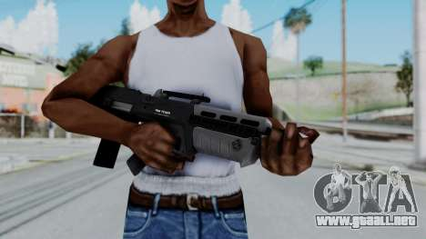GTA 5 Advanced Rifle - Misterix 4 Weapons para GTA San Andreas tercera pantalla
