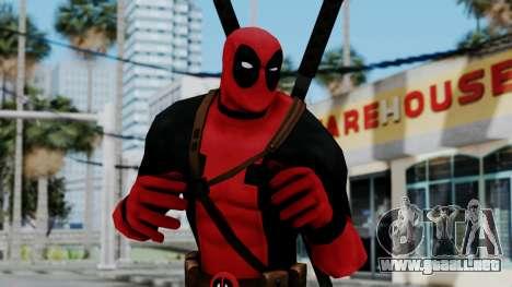 Marvel Heroes - Deadpool para GTA San Andreas