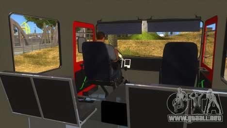 Roman 8135 FA para vista lateral GTA San Andreas