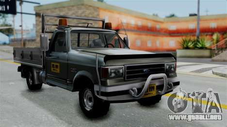 Ford F-150 Stylo Colombia para GTA San Andreas