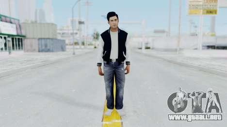 Mafia 2 - Vito Scaletta TBoGT para GTA San Andreas segunda pantalla