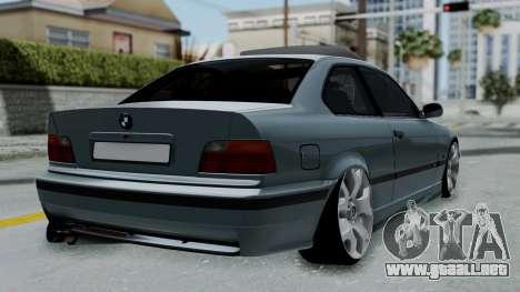 BMW 320 E36 Coupe para GTA San Andreas left