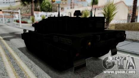 Point Blank Black Panther Woodland IVF para la visión correcta GTA San Andreas
