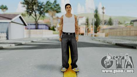 GTA 5 Mexican Goon 1 para GTA San Andreas segunda pantalla