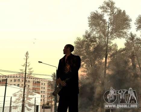 Un Cóctel Molotov para GTA San Andreas tercera pantalla