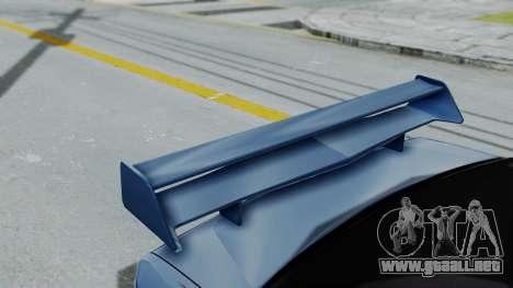 Renault Megane Stance para la visión correcta GTA San Andreas