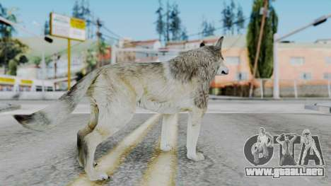 Wolf para GTA San Andreas tercera pantalla