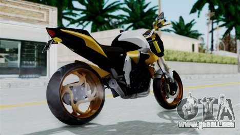 Honda CB1000R v2 para GTA San Andreas left