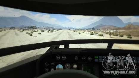 GTA 5 Amphibious Plane cuarto captura de pantalla