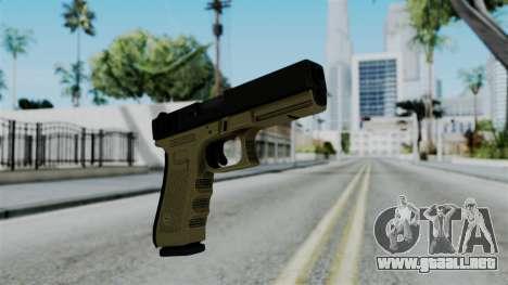 No More Room in Hell - Glock 17 para GTA San Andreas