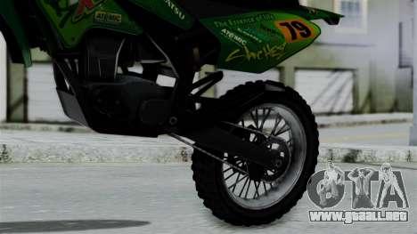 GTA 5 Maibatsu Sanchez para la visión correcta GTA San Andreas