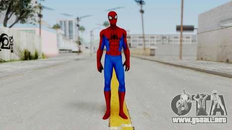 Marvel Future Fight Spider Man Classic v2 para GTA San Andreas segunda pantalla