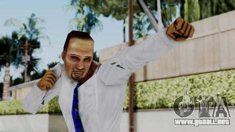 CS 1.6 Hostage B para GTA San Andreas