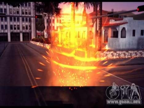 Good Effects para GTA San Andreas tercera pantalla