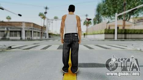 GTA 5 Mexican Goon 1 para GTA San Andreas tercera pantalla