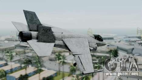Mammoth Hydra v2 para GTA San Andreas left
