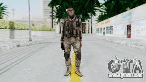 Crysis 2 US Soldier 6 Bodygroup A para GTA San Andreas segunda pantalla