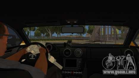 GTA 5 Truffade Adder para visión interna GTA San Andreas