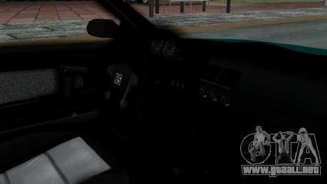 GTA 5 Karin Sultan RS Stock para la visión correcta GTA San Andreas