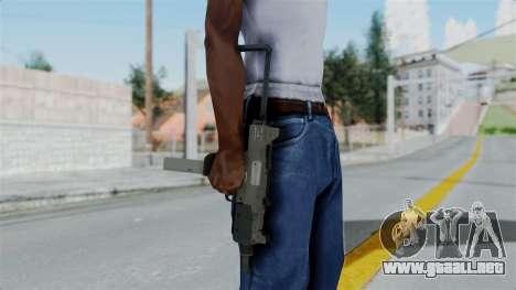 GTA 5 Micro SMG para GTA San Andreas tercera pantalla