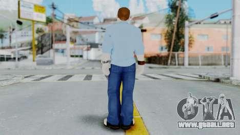 Bully Insanity Edition - John para GTA San Andreas tercera pantalla