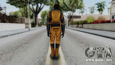 Gordon Freeman Skin para GTA San Andreas tercera pantalla
