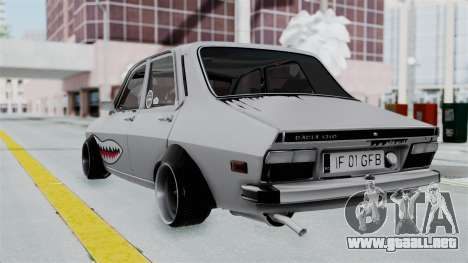 Dacia 1300 Shark (GFB V4) para GTA San Andreas left