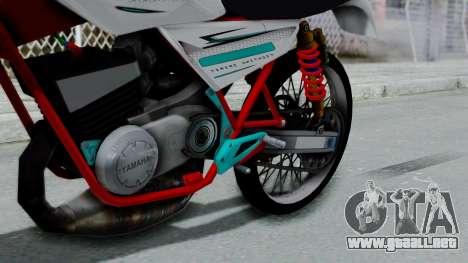 RX- King Putih para la visión correcta GTA San Andreas