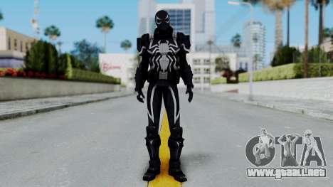 Agent Venom para GTA San Andreas segunda pantalla
