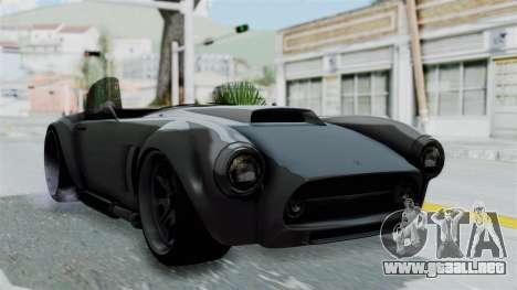 GTA 5 Mamba para GTA San Andreas