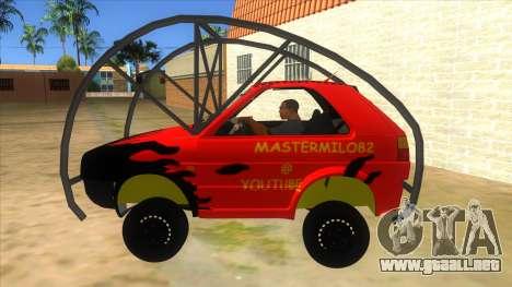 Volkswagen Golf MK2 RollGolf para GTA San Andreas left