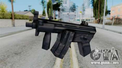 Vice City Beta MP5-K para GTA San Andreas