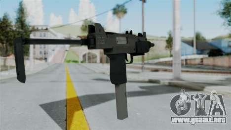 GTA 5 Micro SMG para GTA San Andreas segunda pantalla
