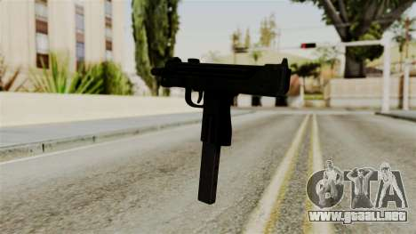 MAC-10 para GTA San Andreas tercera pantalla