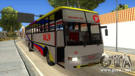 Dalin Ordinary para visión interna GTA San Andreas
