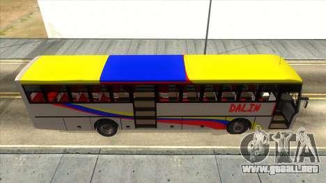 Dalin Ordinary para GTA San Andreas vista hacia atrás