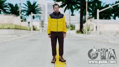 GTA 5 Trevor Phillip para GTA San Andreas segunda pantalla