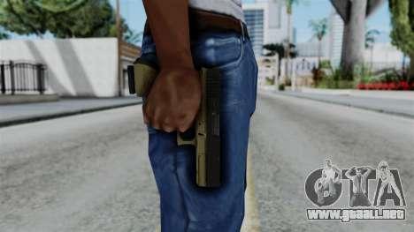 No More Room in Hell - Glock 17 para GTA San Andreas tercera pantalla