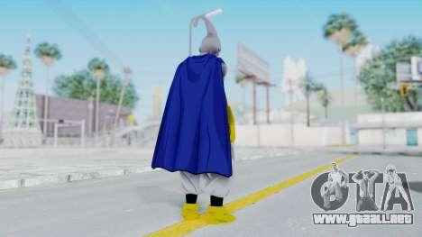 DBZBT3 - Buu Evil para GTA San Andreas tercera pantalla