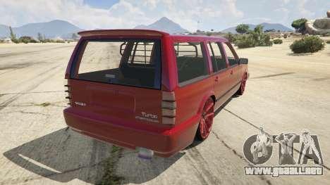 Volvo 945 para GTA 5