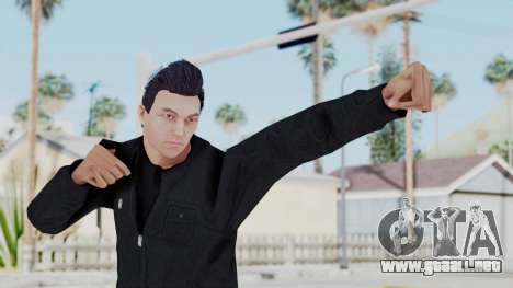 GTA 5 Claude Speed para GTA San Andreas